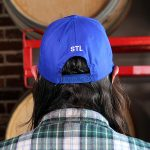 Royal Blue Lightweight Cap Back