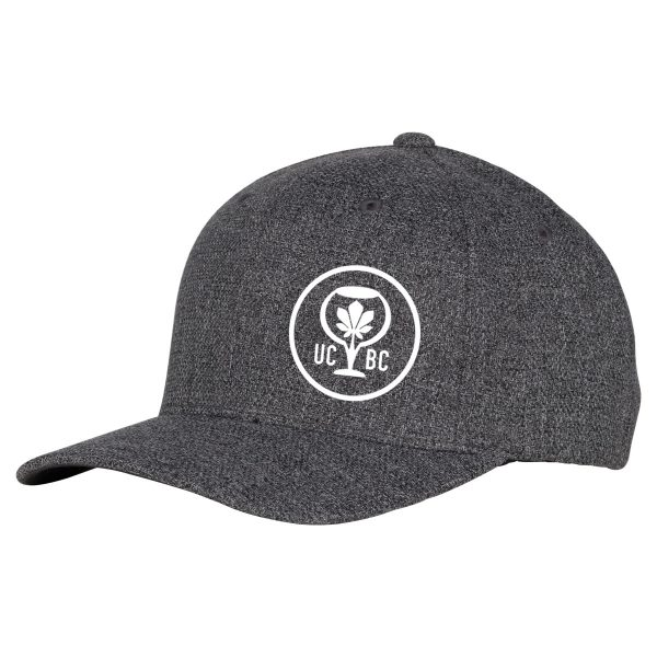 Dark Gray Stretch Hat