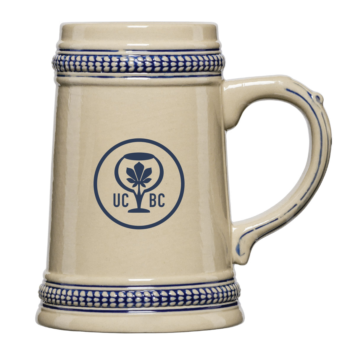 Authentic .5L German Stein